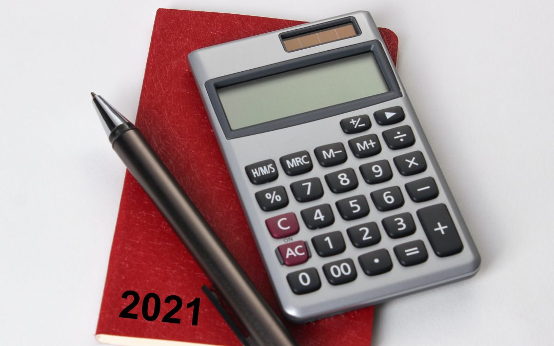 Tips to help with your taxes in 2021